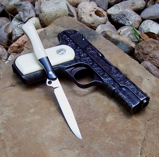 Welcome to the world of the Colt 1903 Hammerless.