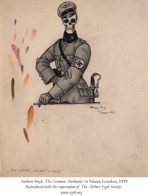 1939, German 'Authority' in Poland,