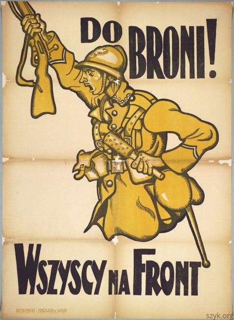 1919 propaganda poster