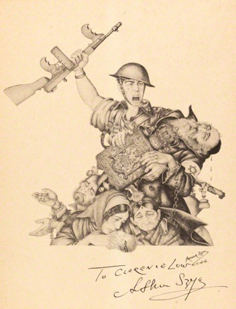 Tears of Rage, 1942