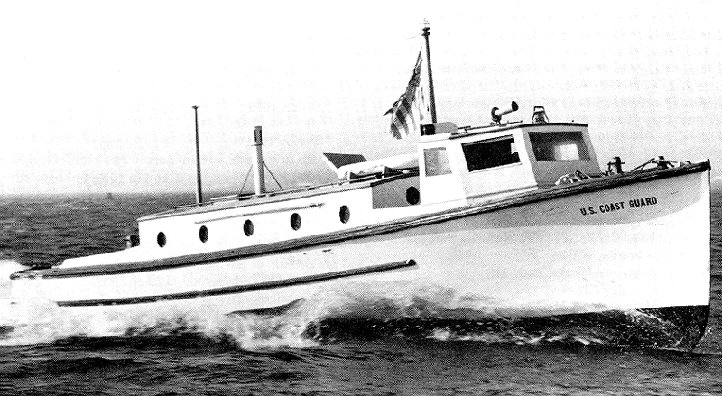 38 foot picket USCG Photo