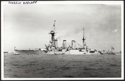 Averof after her refit