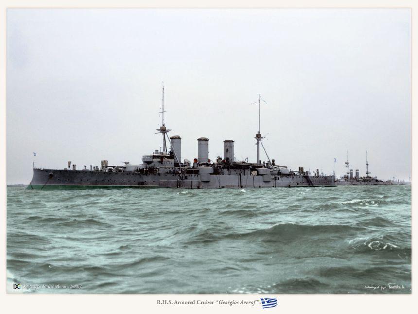 RHS Azeroff 1913. Click to big up