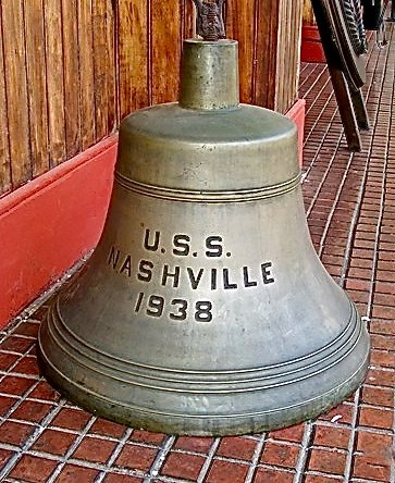 Ship's Bell, Museum in Chile
