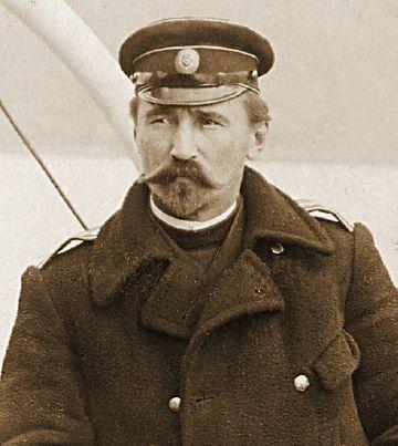 Felman. This intrepid polar explorer and ship driver lived until 1928