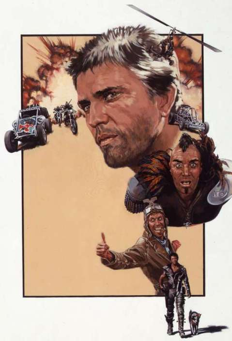 Mad Max, Orbik