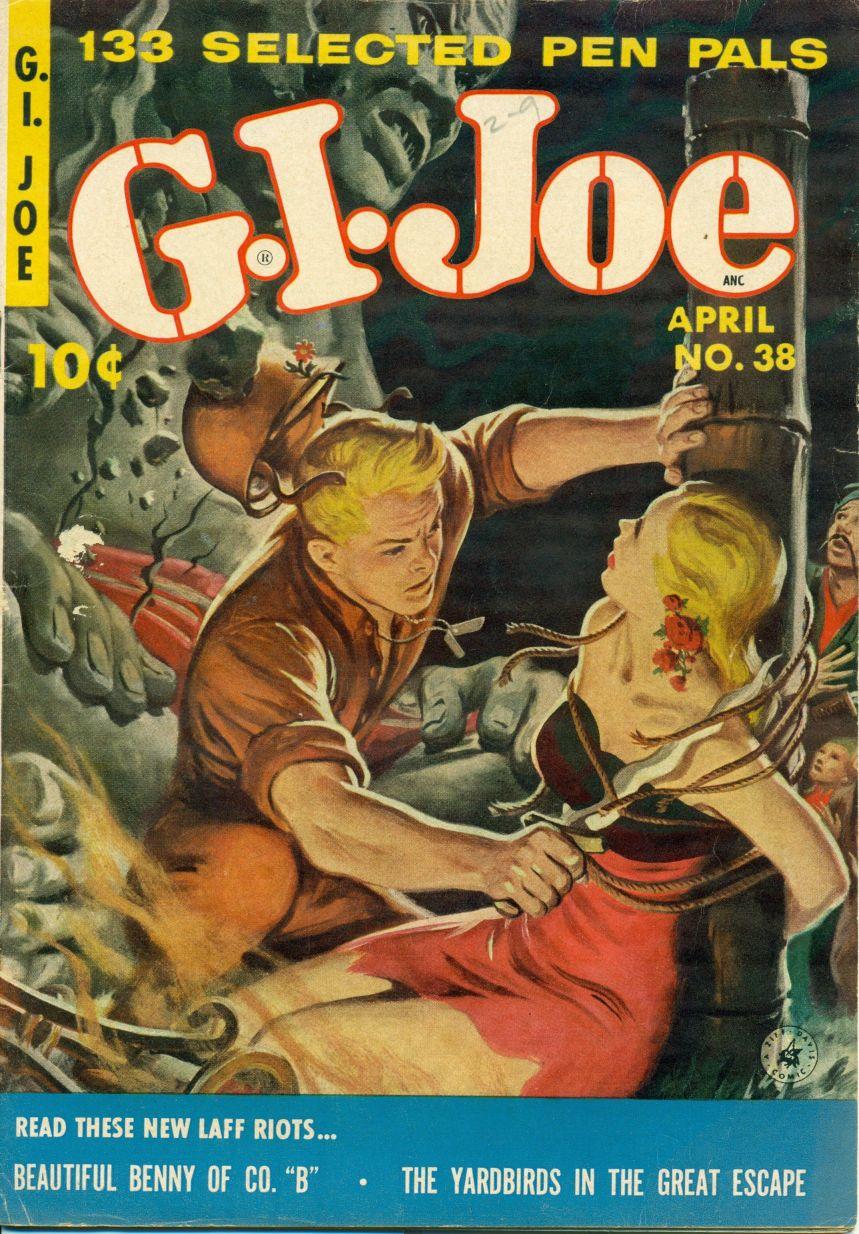GI Joe Cover by Rafael DeSoto