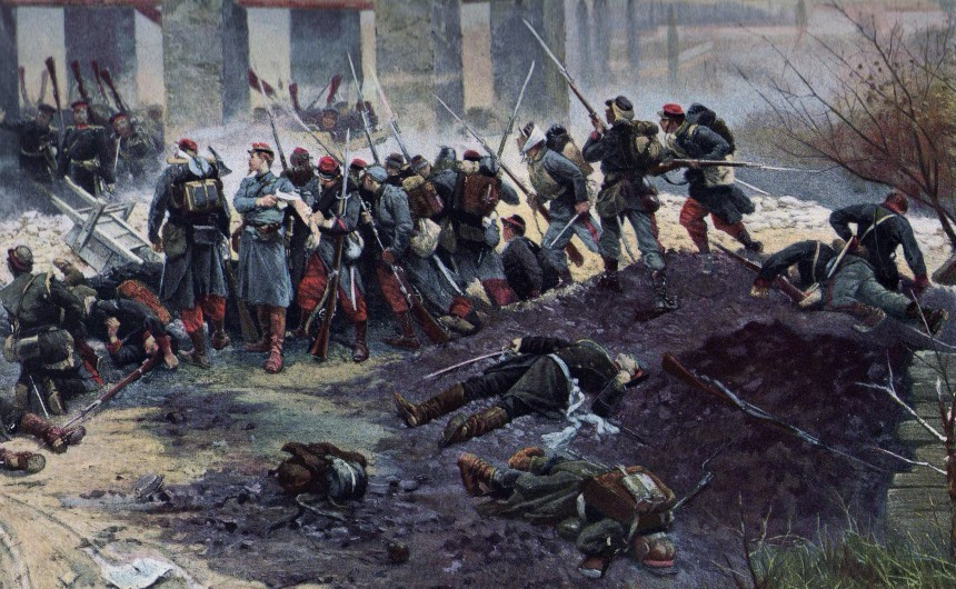 Bataille de Champigny (1870)