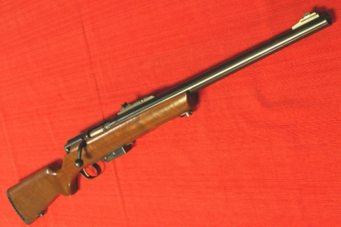 (The Marlin 55S slug gun from the 1970s. You can see the 512's family resemblance below)