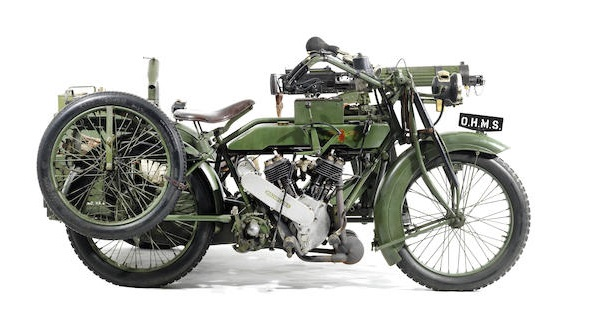 matchless vickers 1