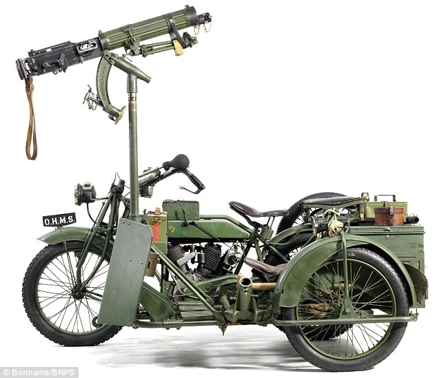 matchless vickers 2