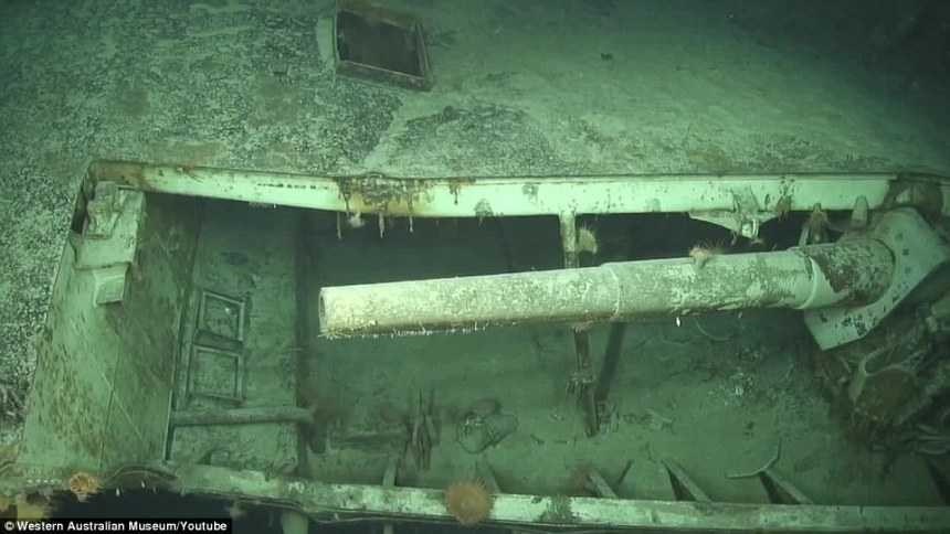 They were designed to be hidden under false bulkheads