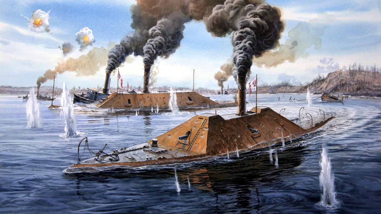CSS Fredericksburg at Trent's Reach - Tom Freeman