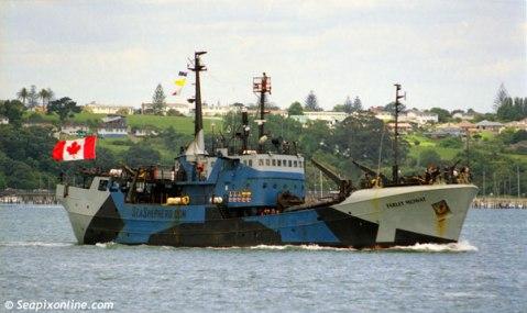 Farley Mowat (Seashepherd)