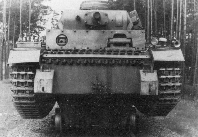 wehrmacht 46 en maquette Panzer-iii-rail-cruiser