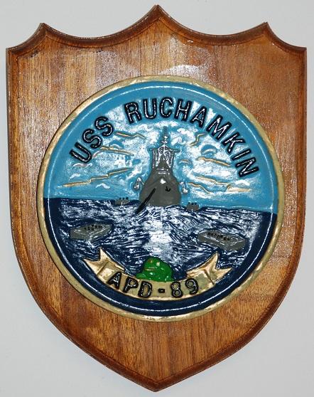via USS Ruchamkin.org http://ussruchamkin.org/index.html