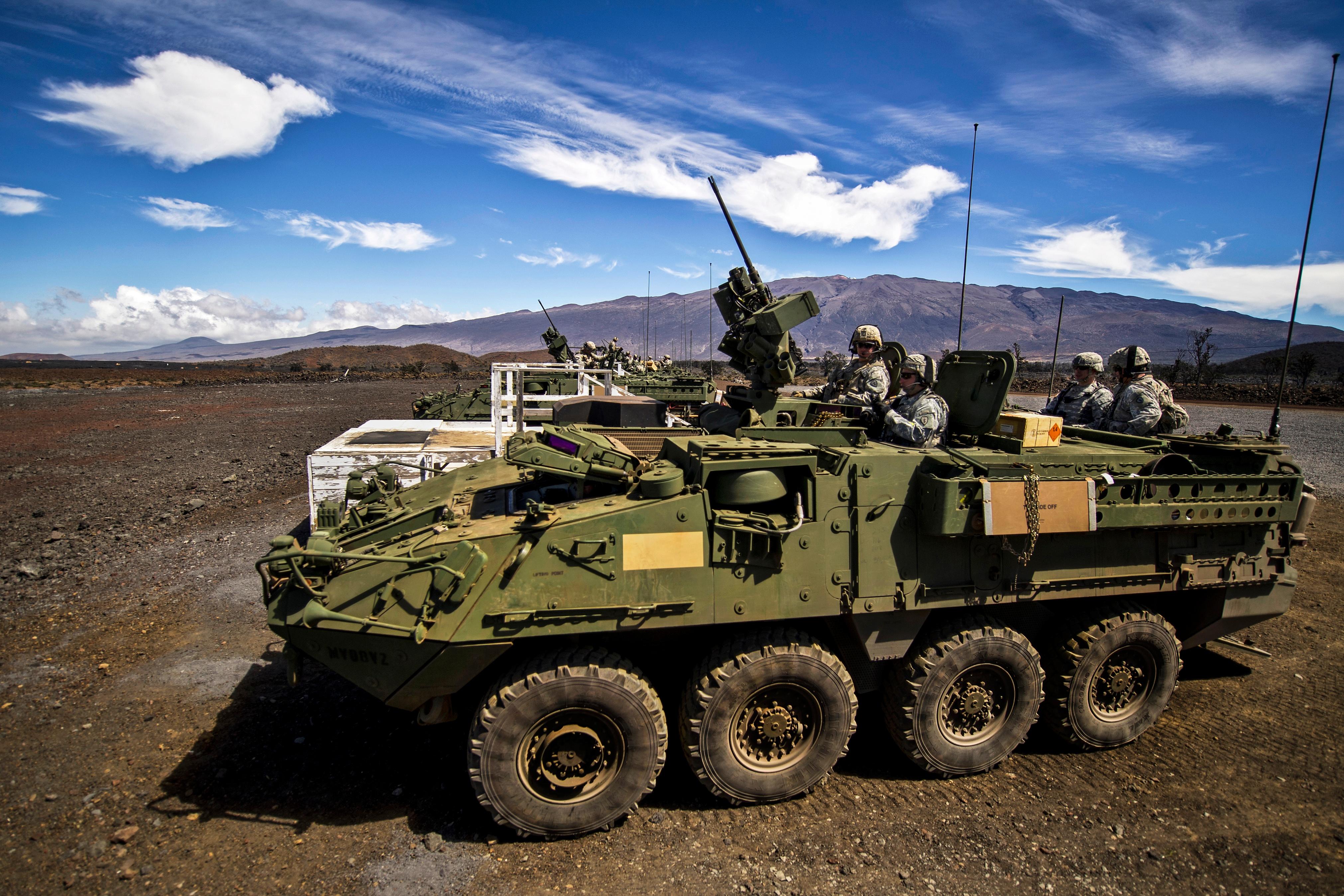 U.S. Army Vehicle Recovery Trailers