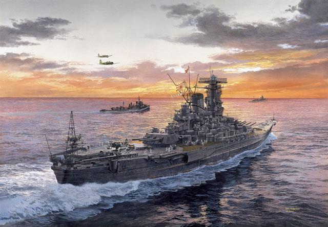 Yamato's Final Voyage