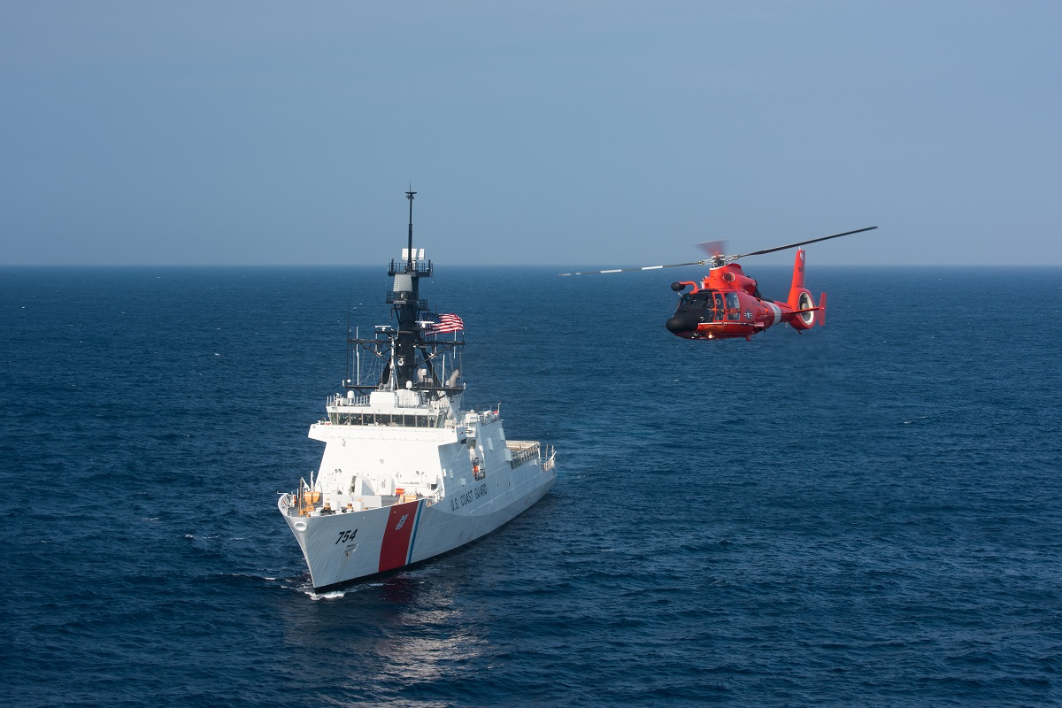 James and MH-65