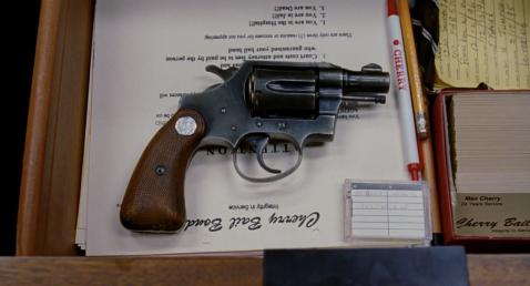 Max Cherry's old-school Colt Dick
