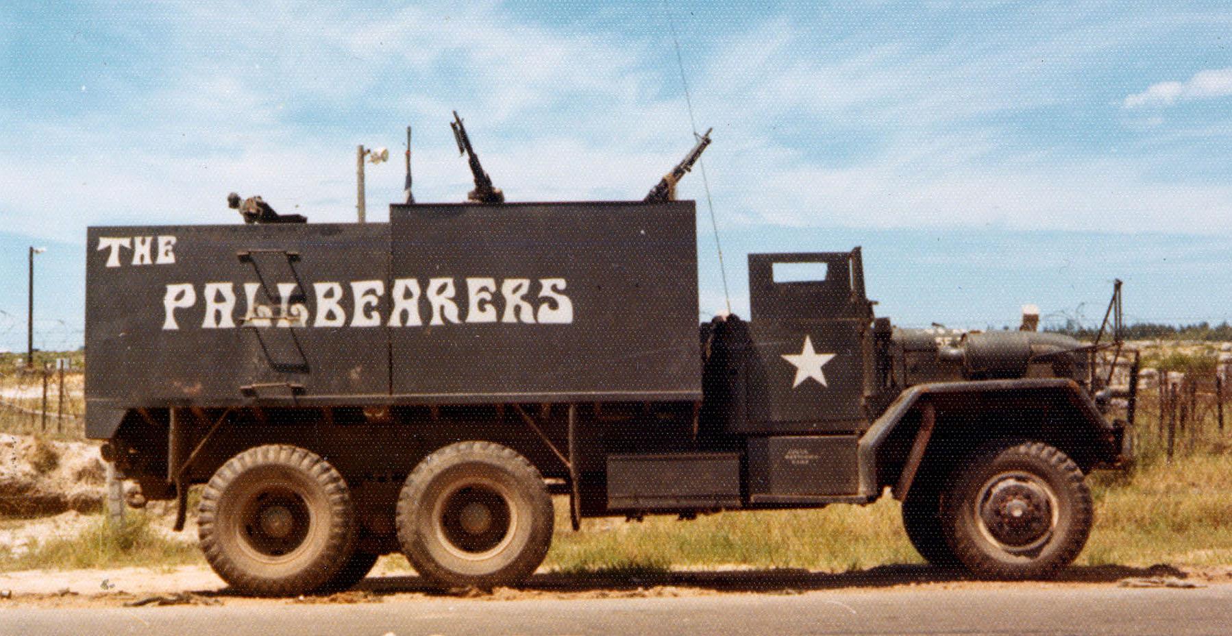 5 Ton Army Trucks >> When the Army went Mad Max: Vietnam gun trucks | laststandonzombieisland