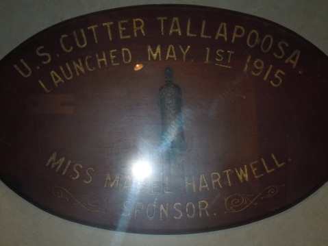 launching plate cutter tallapoosa