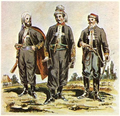 How cool is a name like the Zouaves of Death?