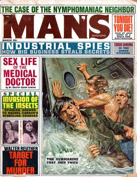 The Submarine that sank twice!