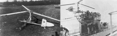 Focke-Achgelis Fa 3302