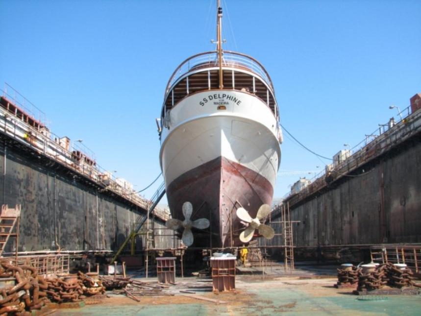 ini dry docks