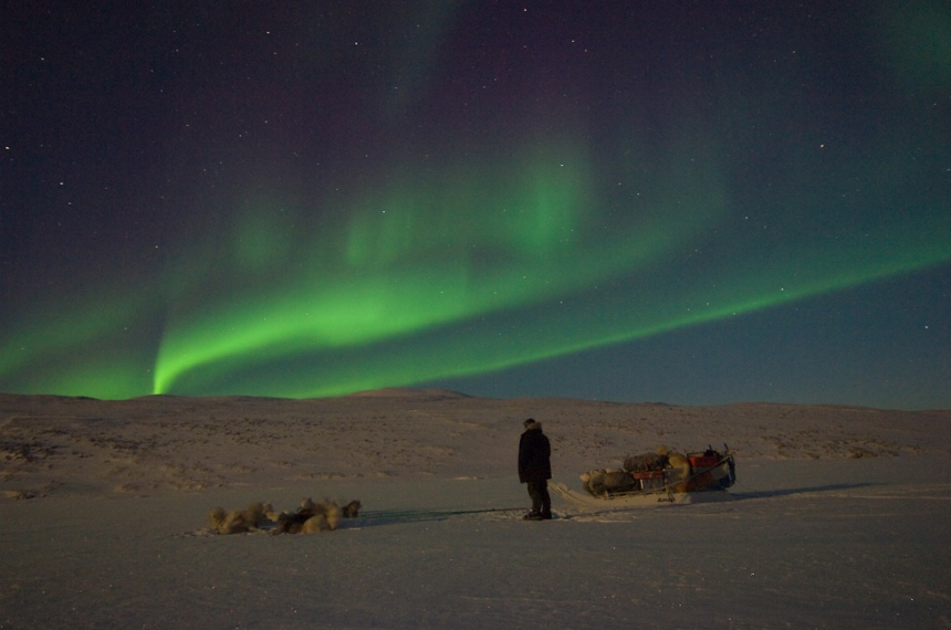 sirius-patrol-member-is-watching-the-northern-light-in-northeast-greenland-547