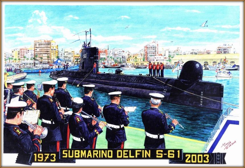 submarine colombia Submarino Delfín
