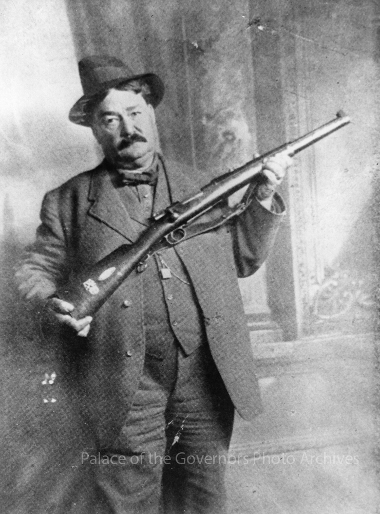 Pancho Villa Weapons