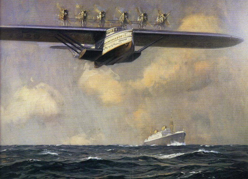 Dornier Flugboot X
