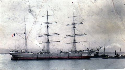 Bonchamp, as she looked in 1902