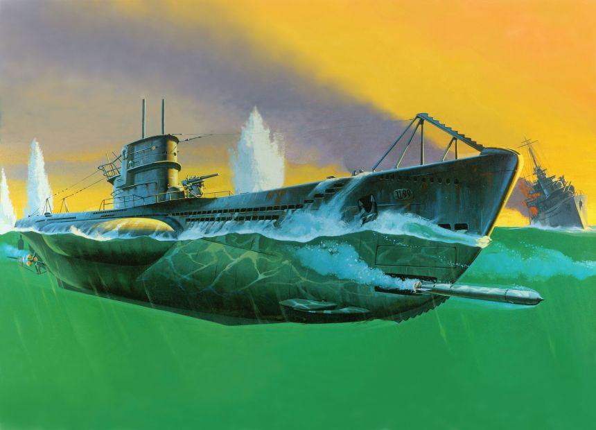 german type vii uboat