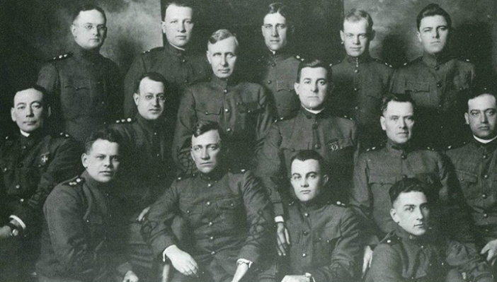 Back in 1917, they were the Governor's muscle