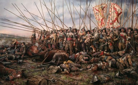 Rocroi, the last Tercio, 1643 - Augusto Ferrer-Dalmau