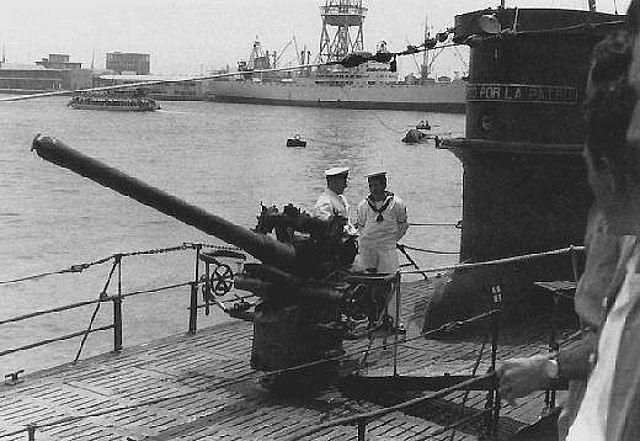 Her 88mm was kept standard until 1970.