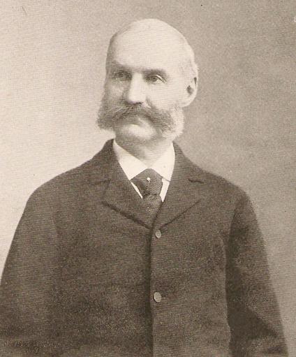 Mr. MCD Borden (not Franz Ferdinand)