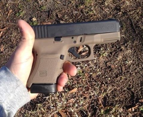 Glock 30SF
