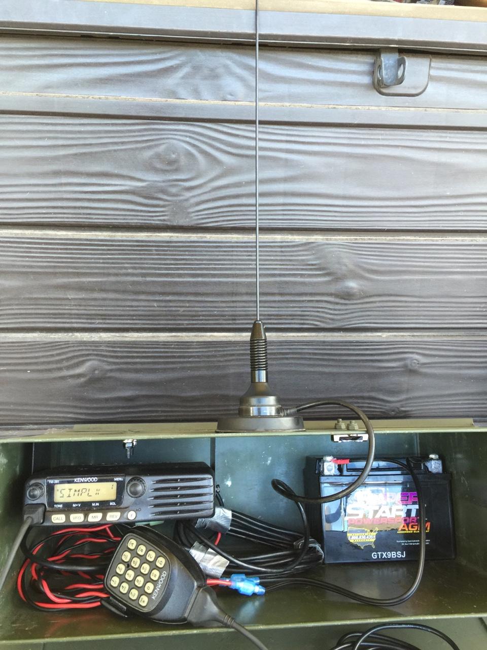 Ham radio ammo can 3