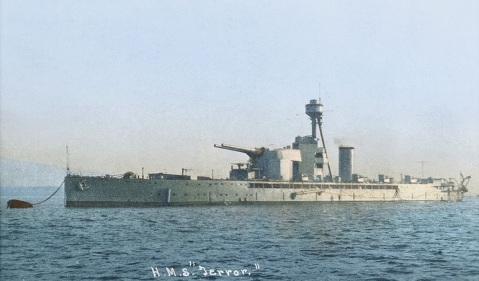 HMS 'Terror'