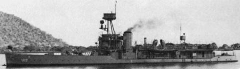 SURVEY SHIP PARNAIBA