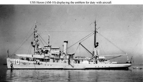 Serving as an aircraft tender before 1936