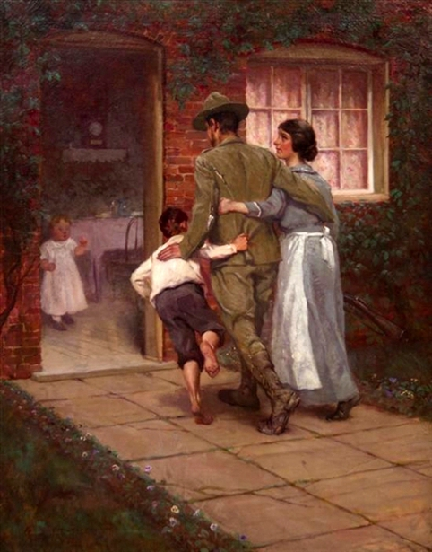 Homecoming, 1918