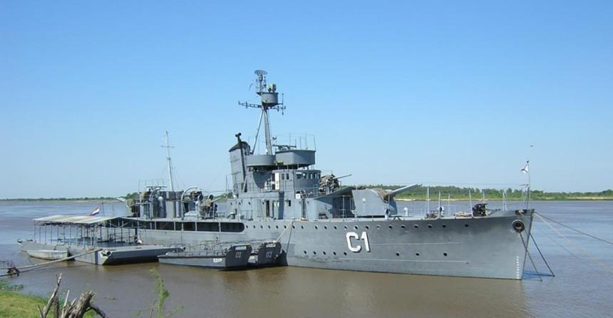 ARP Paraguay 2005