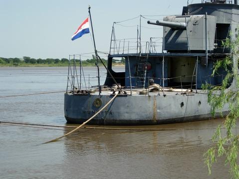 ARP Humaitá (C2) as museum ship