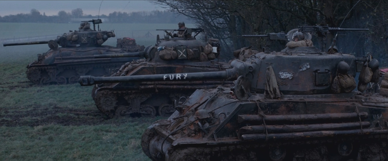 fury shermans