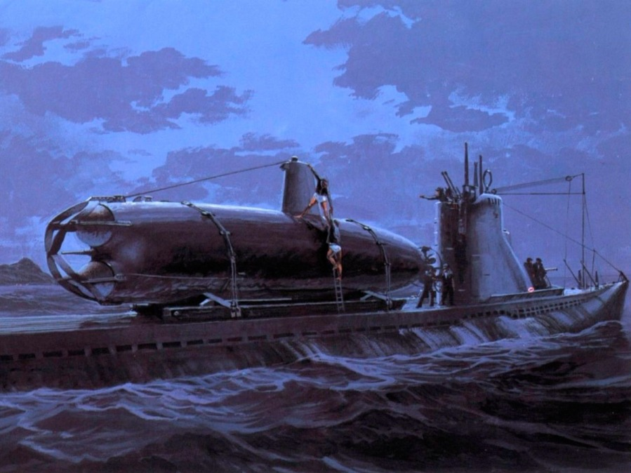 Old woman midget submarines inside pearl harbor young amateur teens